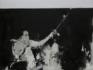 Konstantinos Giotis   Untitled   2014   Oil on canvas   30x40cm