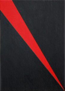 Alex Gene Morrison   Sinister   2014   Oil on canvas   55x40cm