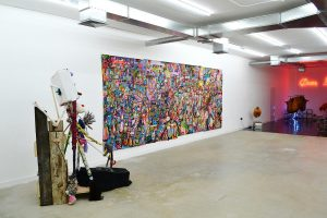 Young Gods | Griffin Gallery| Installation view (1) | 2015