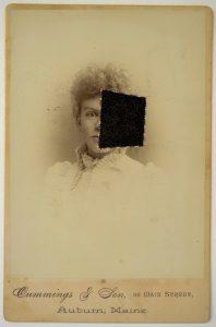 Tom Butler | Cummings | 2015 | Gouache on albumen print | 16.5×10.5cm