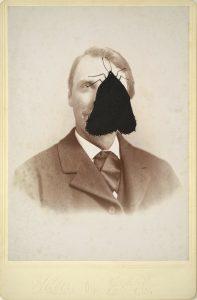 Tom Butler | Helsen | 2015 | Gouache on albumen print | 16.5×10.5cm