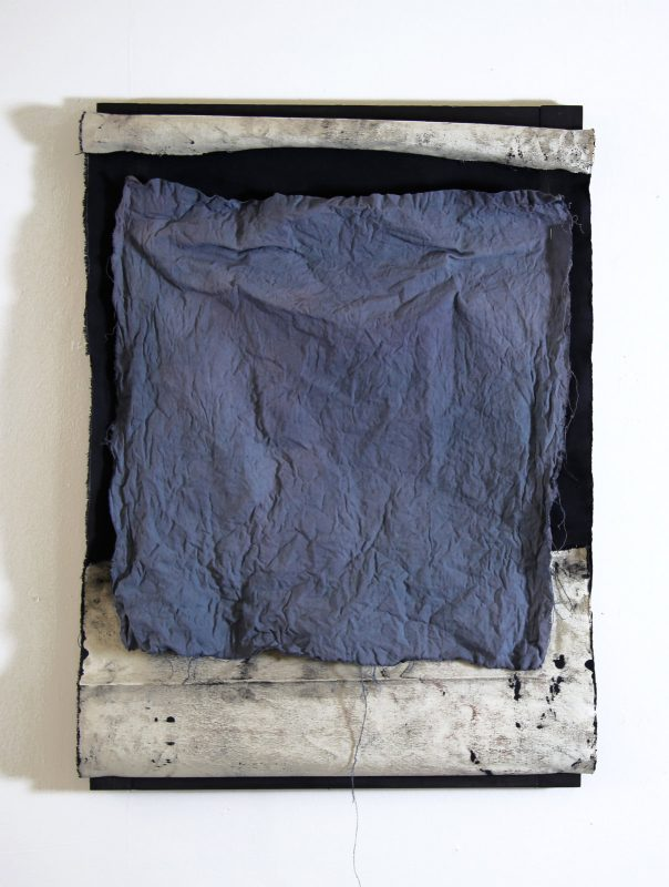 Tess Williams | Untitled KC | 2015 | Ink & acrylic on canvas, linen with wooden stretcher | 70x52cm