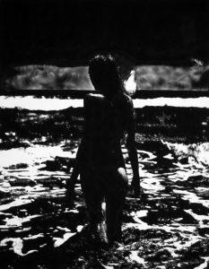 Florian Heinke | When time sleeps 16 | 2014 | Acrylic on untreated canvas | 180x140cm