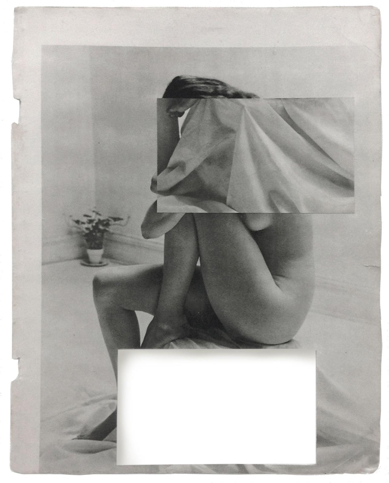 Cecilia Bonilla   Sets for domestic leisure 1   2015   Collage   29x23cm
