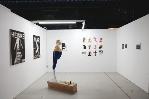 The Manchester Contemporary   CHARLIE SMITH LONDON   Installation View (1)   2016