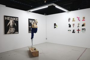 The Manchester Contemporary   CHARLIE SMITH LONDON   Installation View (2)   2016