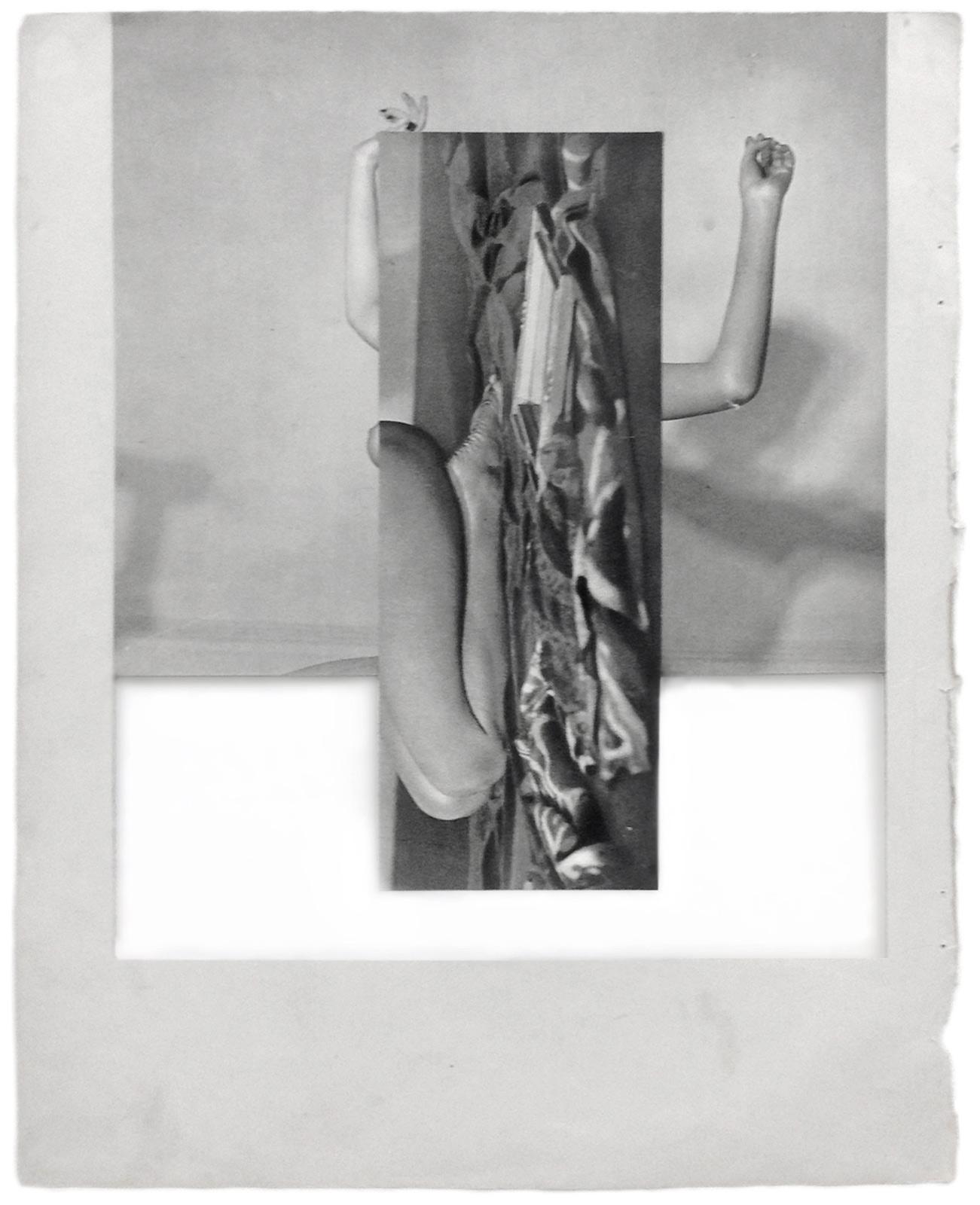 Cecilia Bonilla   Sets for domestic leisure 3   2015   Collage   29x23cm