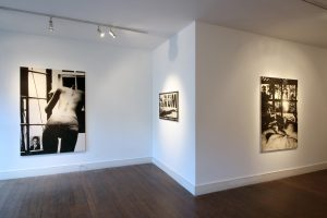 ALLES WIRD GUT | Florian Heinke | CHARLIE SMITH LONDON | Installation View (2) | 2016