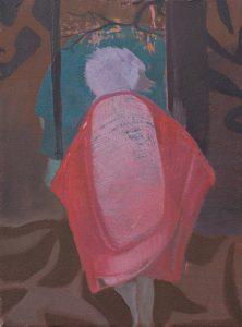 Paul Becker | Painter Portal | 2014 | Oil on canvas | 40.5x31cm