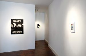PART I: STREET SEMIOTICS   CHARLIE SMITH LONDON   Installation View (7)   2017