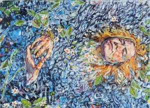 Dominic Shepherd | Bloom | 2017 | Oil on linen | 40x56cm