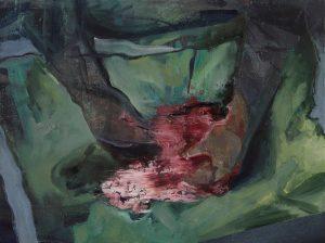Lorella Paleni   Affected   2015   Oil on canvas   46x65cm