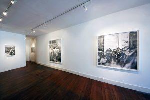 Eric Manigaud | CHARLIE SMITH LONDON | Installation View (4)