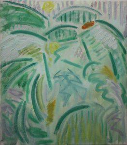 Kiera Bennett | Plein Air | 2017 | Oil on canvas | 40x35cm