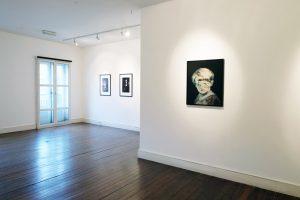 Sam Jackson & Derek Ridgers   CHARLIE SMITH LONDON   Installation view (1)