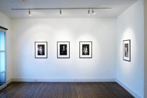 Sam Jackson & Derek Ridgers   CHARLIE SMITH LONDON   Installation view (3)