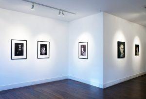 Sam Jackson & Derek Ridgers   CHARLIE SMITH LONDON   Installation view (4)