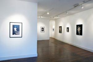 Sam Jackson & Derek Ridgers   CHARLIE SMITH LONDON   Installation view (5)