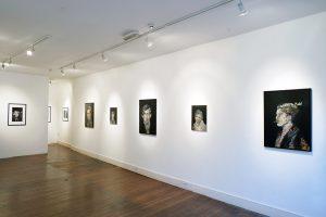 Sam Jackson & Derek Ridgers   CHARLIE SMITH LONDON   Installation view (6)