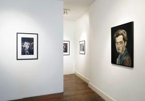 Sam Jackson & Derek Ridgers   CHARLIE SMITH LONDON   Installation view (7)