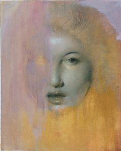 Gavin Tremlett | Untitled | 2012 | Graphite and oil on paper | 40x50cm