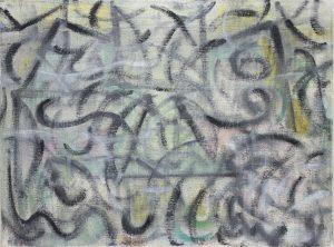 Kiera Bennett | Studio In Rhythm | 2018 | Oil on canvas | 30x40cm