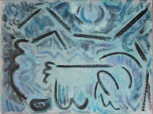 Kiera Bennett | Tickler | 2018 | Oil on canvas | 30x40cm
