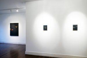 Emma Bennett | Haunts | CHARLIE SMITH LONDON | Installation view (1)
