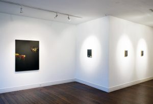 Emma Bennett | Haunts | CHARLIE SMITH LONDON | Installation view (2)
