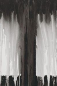 Mark Wallinger | Self Portrait (Freehand 71) | 2013 | Acrylic on canvas | 137.2×91.4cm