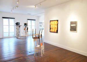 Transcript | CHARLIE SMITH LONDON | Installation view (1)