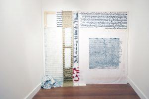 Transcript | CHARLIE SMITH LONDON | Installation view (11)