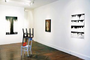 Transcript | CHARLIE SMITH LONDON | Installation view (7)
