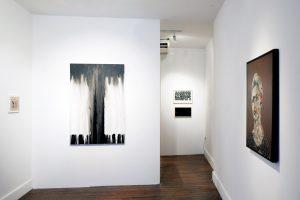Transcript | CHARLIE SMITH LONDON | Installation view (8)