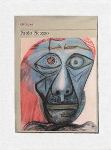 Hugh Mendes | Obituary: Pablo Picasso | 2018 | Oil on linen | 40x30cm