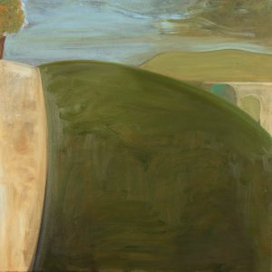 Peter Ashton Jones   Spring   2018   Oil on canvas   66x66cm