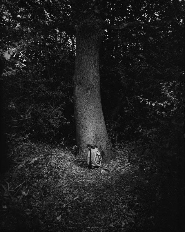 Danny Treacy   Rituals (Forest), Fig.15   2018   Silver gelatin print (ed.9)   25x20cm