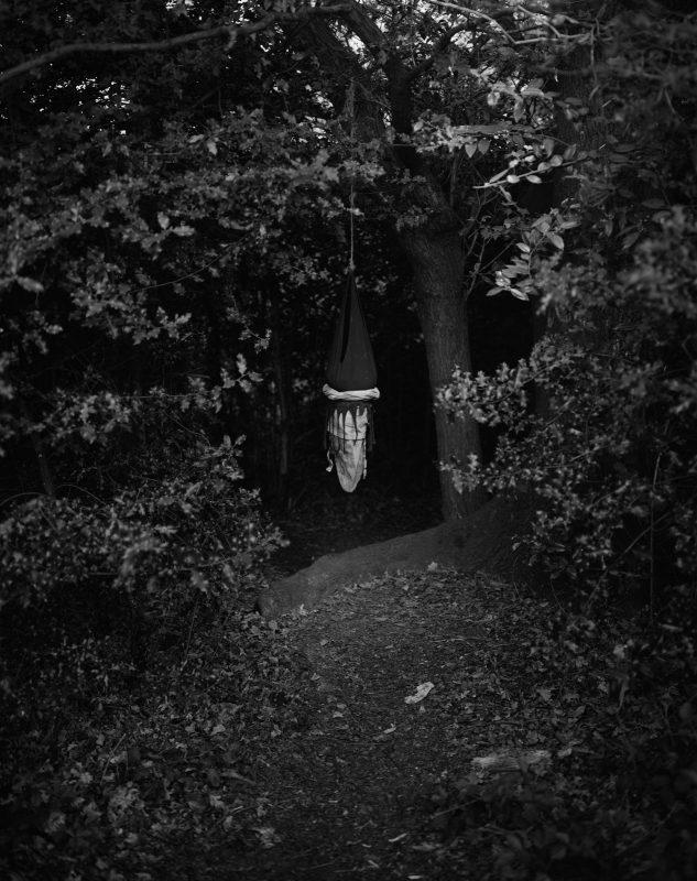 Danny Treacy   Rituals (Forest), Fig.16   2018   Silver gelatin print (ed.9)   25x20cm
