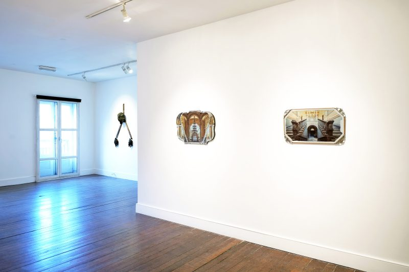 Archaeologies   CHARLIE SMITH LONDON   Installation view (1)