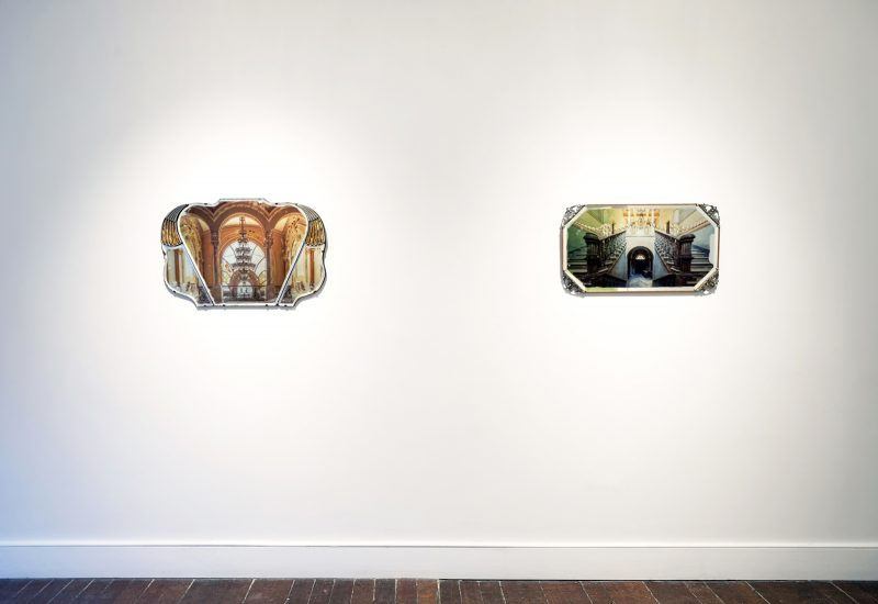 Archaeologies   CHARLIE SMITH LONDON   Installation view (2)