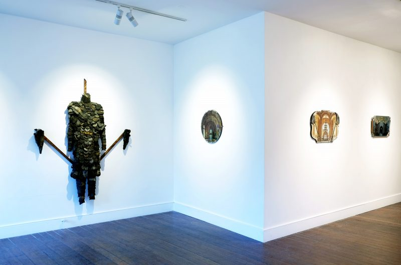 Archaeologies   CHARLIE SMITH LONDON   Installation view (3)