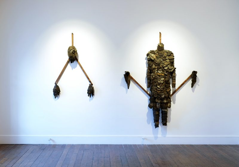 Archaeologies   CHARLIE SMITH LONDON   Installation view (4)