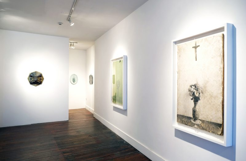 Archaeologies   CHARLIE SMITH LONDON   Installation view (6)