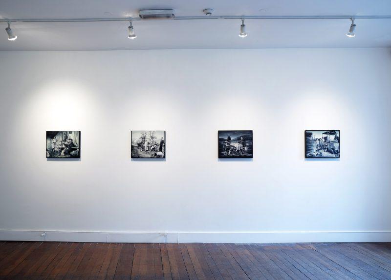 Decreto 349 | CHARLIE SMITH LONDON | Installation view (6)