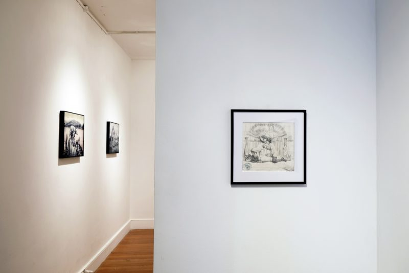 Decreto 349 | CHARLIE SMITH LONDON | Installation view (8)