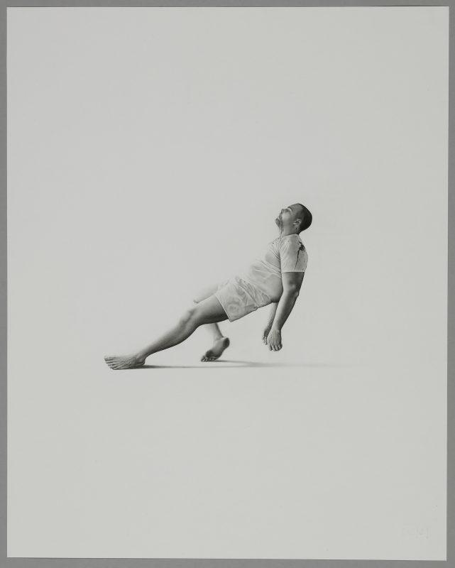Barry Thompson   The Skylark   2019   Pencil on paper   50x40cm