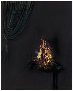 Emma Bennett | Grow Silent | 2020 | Giclee print on 308gsm Hahnemuhle photo rag. Edition of 20 | 25.4×20.3cm