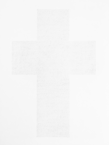Graham Dolphin | The Birthday Party | 2020 | Indented paper, graphite residue on paper | 21x29cm