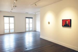 Annunciation | CHARLIE SMITH LONDON | Installation View (1)