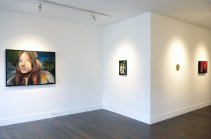 Annunciation | CHARLIE SMITH LONDON | Installation View (3)